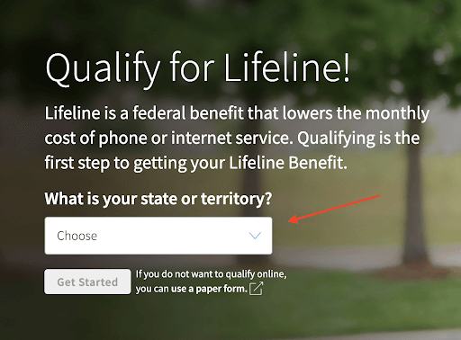 Califica para Lifeline