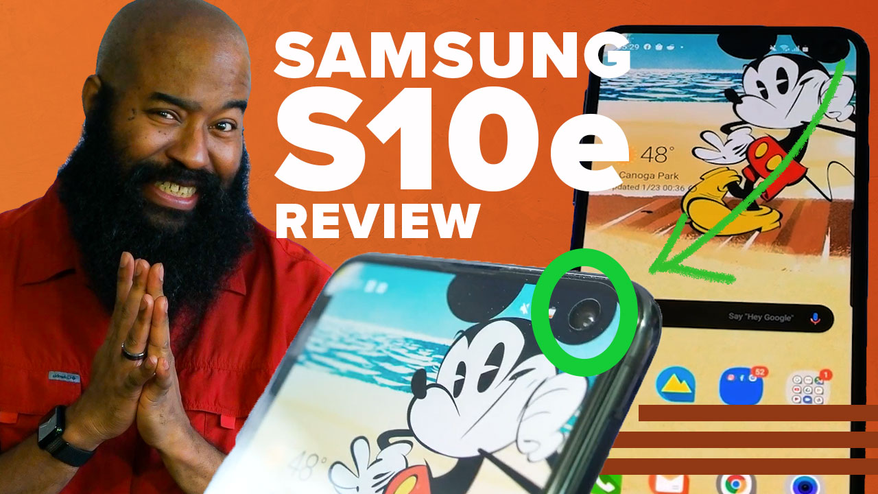 Samsung S10e Review Thumbnail