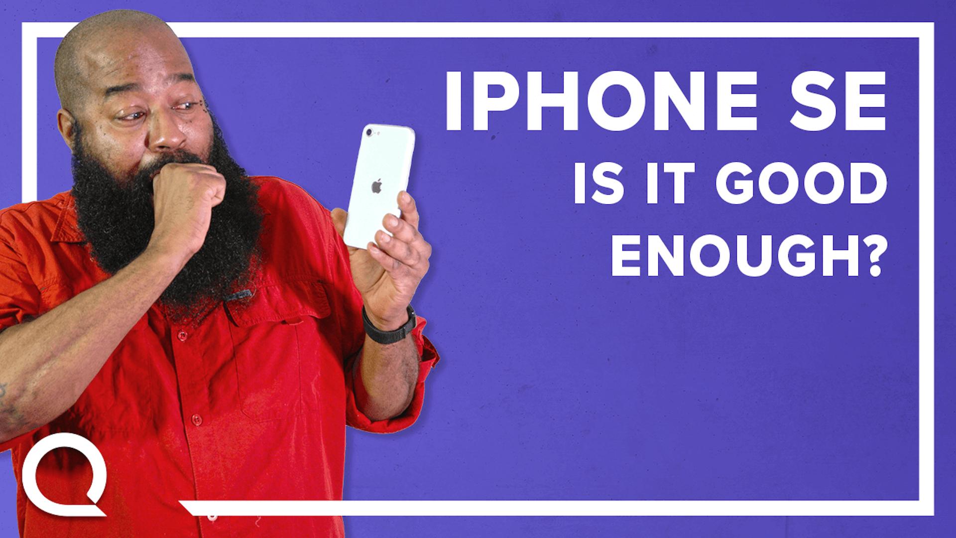 mobile iphone se optimized