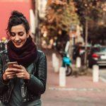 woman using smartphone 1024x438